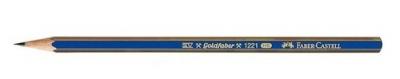 Ołówek Goldfaber 1221 2H Faber-Castell (112512)