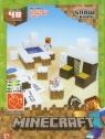 Minecraft Papercraft Zestaw śnieżny świat