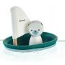 Żaglówka z niedźwiedziem polarnym