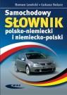 Samochodowy słownik polsko niemiecki i niemiecko polski