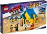 Lego Movie: Dom Emmeta/Rakieta ratunkowa (70831) Wiek: 8+