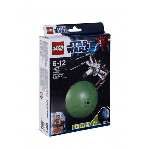 Lego Star Wars X-wing Starfighter & Yavin 4