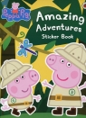 Peppa Pig Amazing Adventures Sticker Book