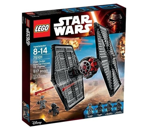 Lego Star Wars First Order Special Forces (75101)