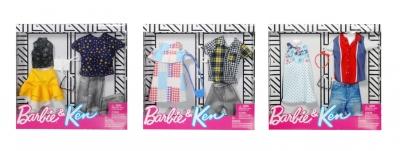 Barbie ubranka