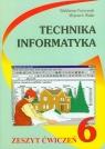 Technika informatyka 6 zeszyt ćwiczeń