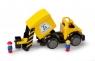 Śmieciarka 35 cm żółto-czarna (045-31513)