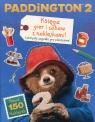 Paddington 2 Księga gier i zabaw z naklejkami Labirynty, zagadki, gry