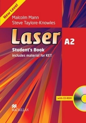 Laser Edition A2 SB + eBook + CD-Rom Malcolm Mann, Steve Taylore-Knowles