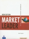 Market Leader NEW Intermediate business English practice file Rogers John