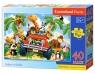 Puzzle Maxi: Softies on Safari 40 (B-040131)