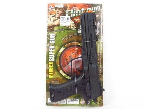 Pistolet terkotka / iskrzak 29 cm