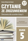 Czytanie ze zrozumieniem dla kl. 5 SP Grażyna Małgorzata Nowak