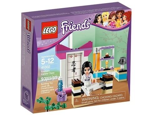 Lego Friends Lekcja karate Emmy  (41002)