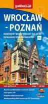 Wrocław- Poznań szlak bursztynowy, rowerowy Praca zbiorowa