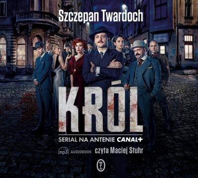 Król (Audiobook) Twardoch Szczepan