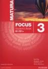 Matura Focus 3 Students Book wieloletni + CD