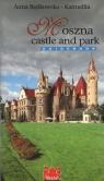 Moszna zamek i park wersja angielska