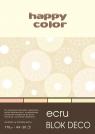 Blok Deco Ecru A4/20 (HA 3717 2030-092)