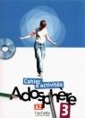Adosphere 3 Ćwiczenia z płytą CD Gimnazjum Gallon Fabienne, Grau Katia, Macquart-Martin Catherine