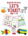 Angielski dla dzieci Let?s Start! Age 7-8 Praca zbiorowa