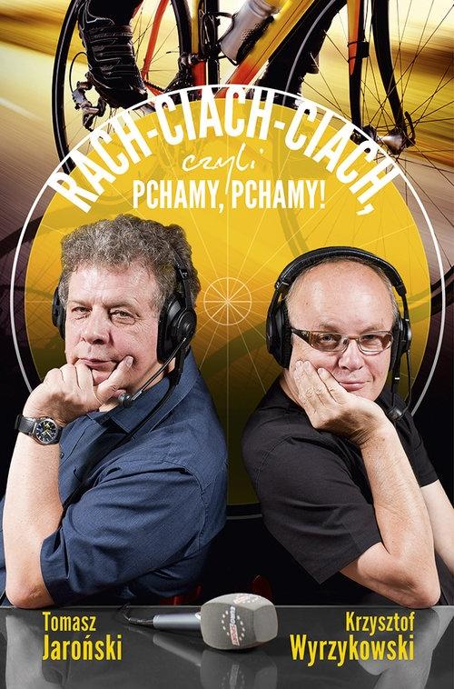Rach-ciach-ciach czyli pchamy, pchamy! (Uszkodzona okładka) Wyrzykowski Krzysztof, Jaroński Tomasz