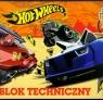 Blok techniczny A4 Hot Wheels 10 kartek