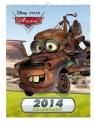 Kalendarz 2014 Auta