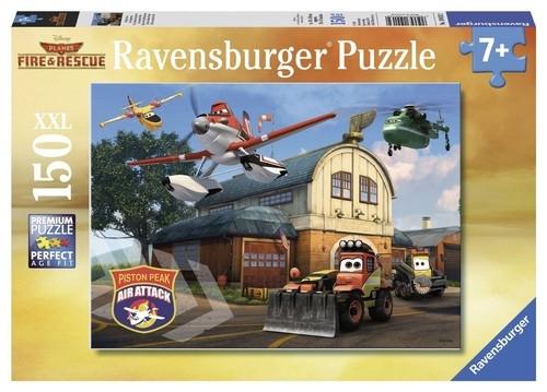 Puzzle XXL Samoloty Cudowna Ekipa Ratunkowa 150 (100132)