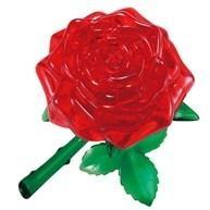 Crystal Puzzle. Róża 3D (1132) praca zbiorowa