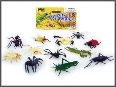 Figurka Hipo insekty Robak (HSH028)