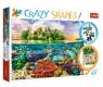 Puzzle Crazy Shapes! 600: Tropikalna wyspa (11113)
