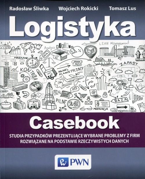 Logistyka Casebook. Studia przypadków prezentujące wybrane problemy z firm rozwiązane na podstawie rzeczywistych danych - Śliwka Radosław, Rokicki Woj