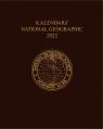 Kalendarz National Geographic 2022, brązowy