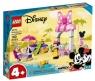 Lego Mickey and Friends: Sklep z lodami Minnie (10773)