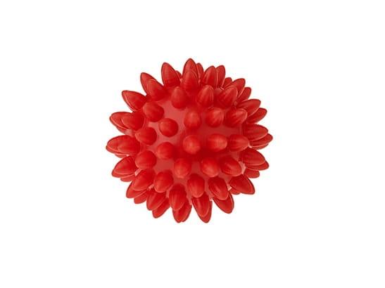 Tullo, Piłka rehabilitacyjna 5,4 cm, czerwona (413)