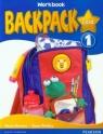 Backpack Gold 1 Workbook with CD Herrera Mario, Pinkley Diane