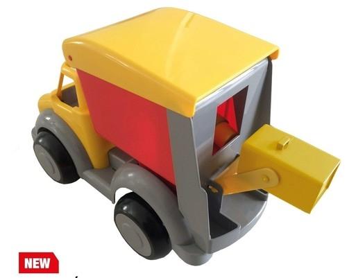 Pojazd śmieciarka Super auto