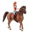 Hannah i koń Cayenne - Horse Club
