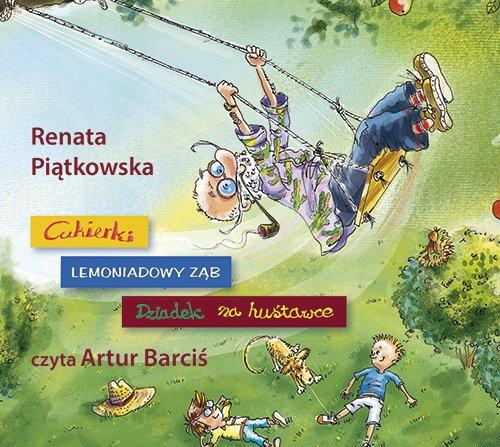 Renata Piątkowska - pakiet audio (Audiobook) Piątkowska Renata