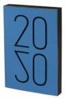 Kalendarz 2020 A5 Art niebieski DNS ANTRA