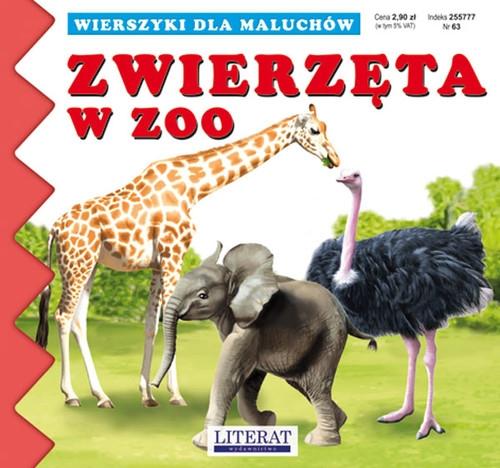 Zwierzęta w zoo Paruszewska Joanna, Stocka Katarzyna