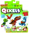 Qixels. Tematyczny zestaw uzupełn. różne rodzaje