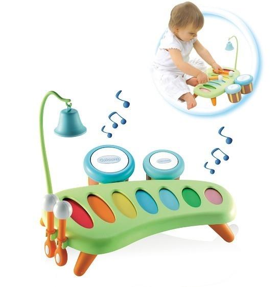SMOBY Cotoons Xylofon