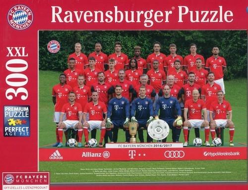 Puzzle XXL 300 FC Bayern