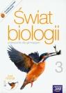 Świat biologii 3 Podręcznik z płytą CD