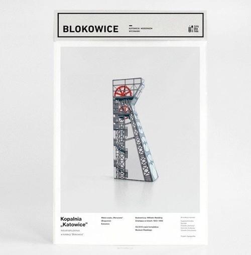 BLOKOWICE Kopalnia Katowice /Zupagrafika