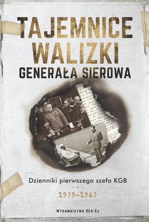 Tajemnice walizki generała Sierowa Sierow Iwan, Jewsiejewicz Hinsztejn Aleksandr