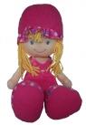 Lalka Martyna różowa 35cm (4513)