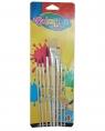 Pędzelki szkolne Colorino Kids, 8 sztuk (39000PTR)